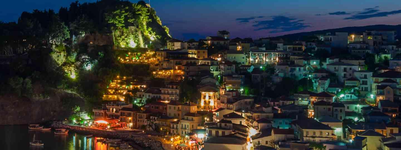 The village of Parga in Epirus, Greece (Shutterstock)