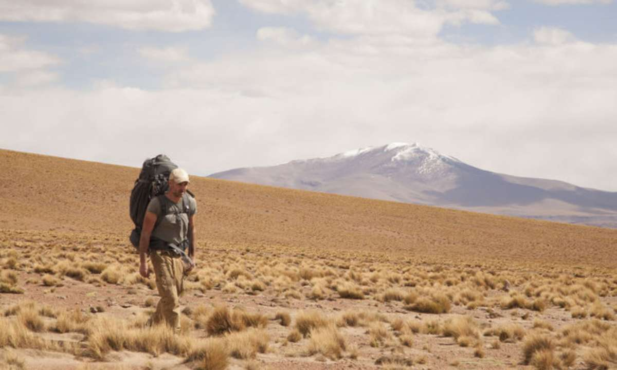 Ed Stafford escapes the Atacama Desert (Discovery Channel)