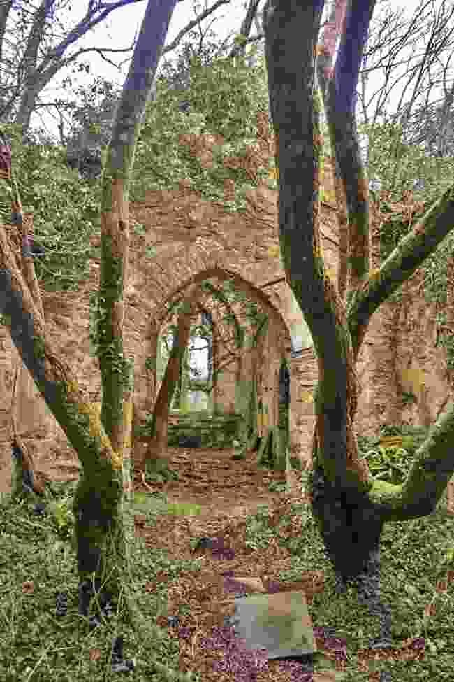 Boulston Church and Manor (Deborah Tilley)