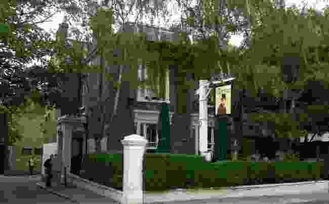 Clifton, St John's Wood, London (WikiMedia Commons/Ewan Munro)