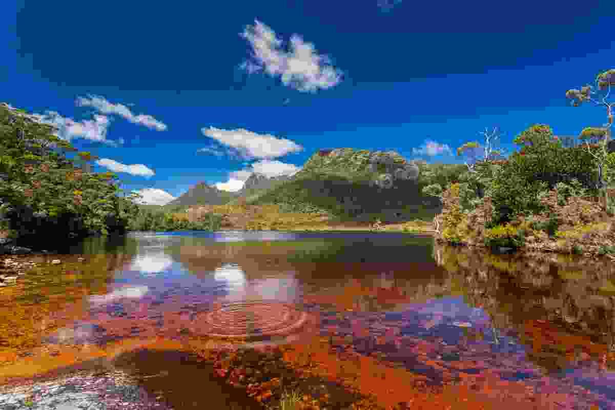 Cradle Mountain and Dove Lake, Tasmania, Australia (Shutterstock)