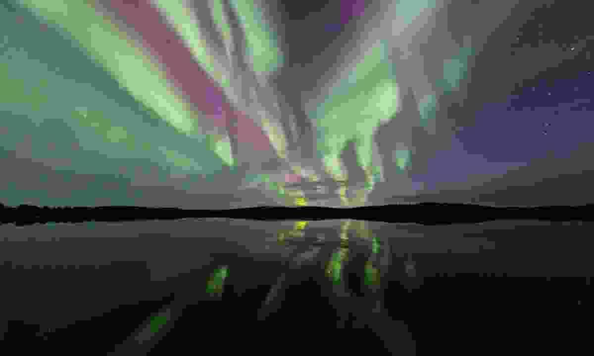 Northern lights (Timo Halonen)