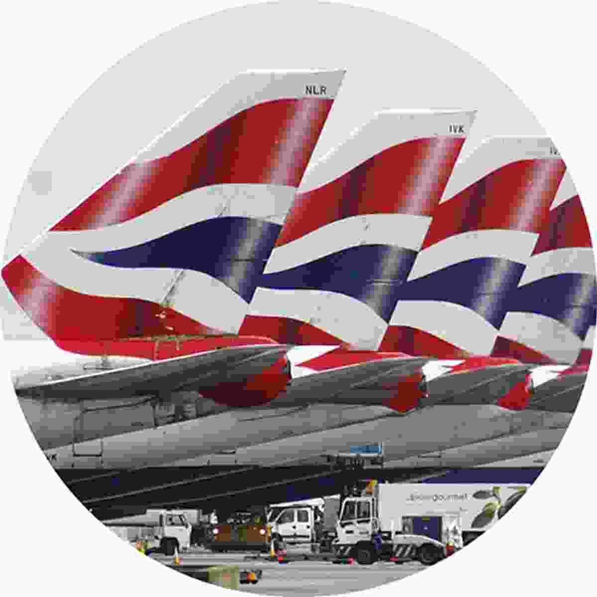 British Airways. Still ruling the airwaves (Shutterstock)