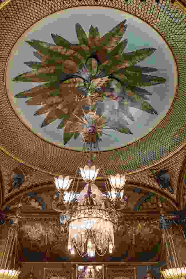 The Dragon Chandelier (Jim Pike, Royal Pavilion and Museums, Brighton and Hove)