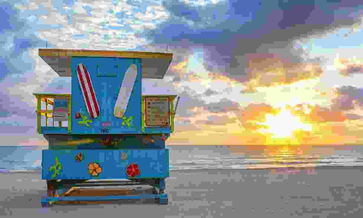 Ocean Drive, Miami Beach (Dreamstime)
