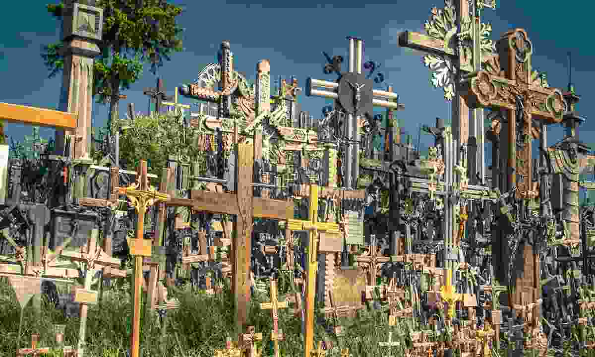 Hill of Crosses, Siauliai  (Dreamstime)