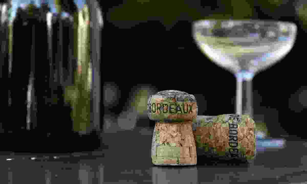 Bordeaux wine (Dreamstime)