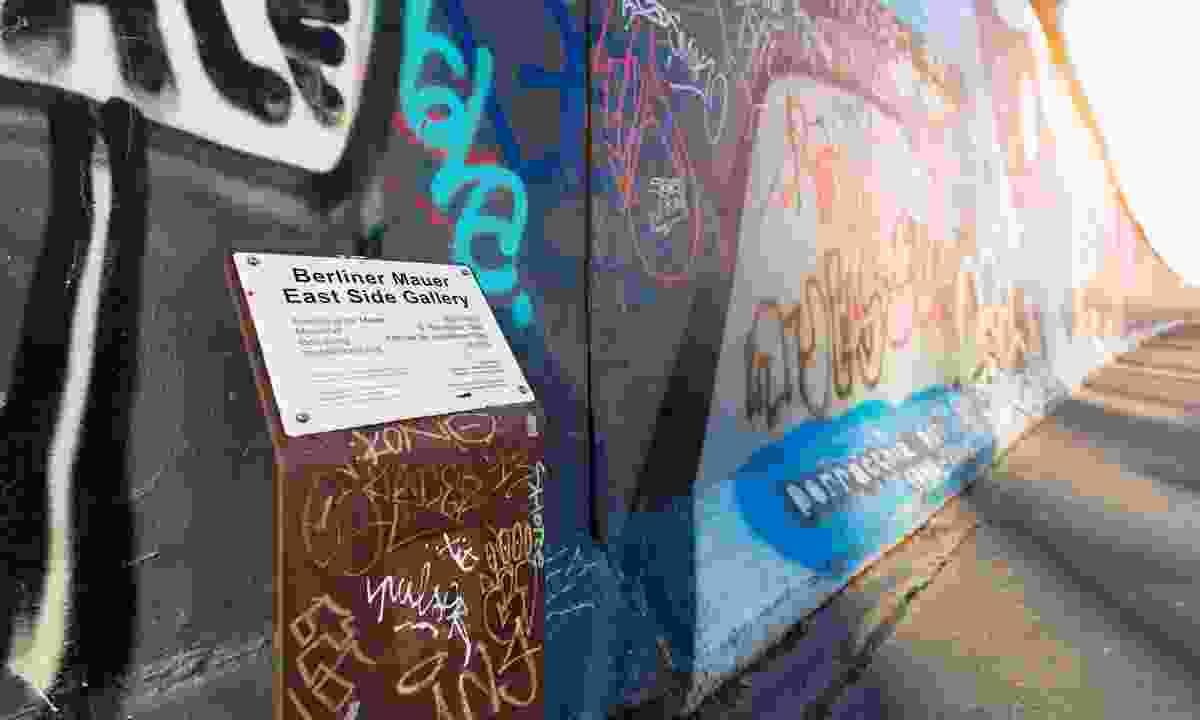 East Side Gallery, Berlin Wall (Dreamstime)