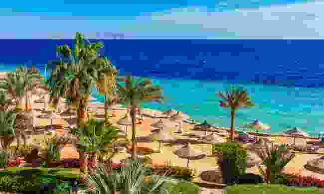 A resort on the Red Sea (Shutterstock)