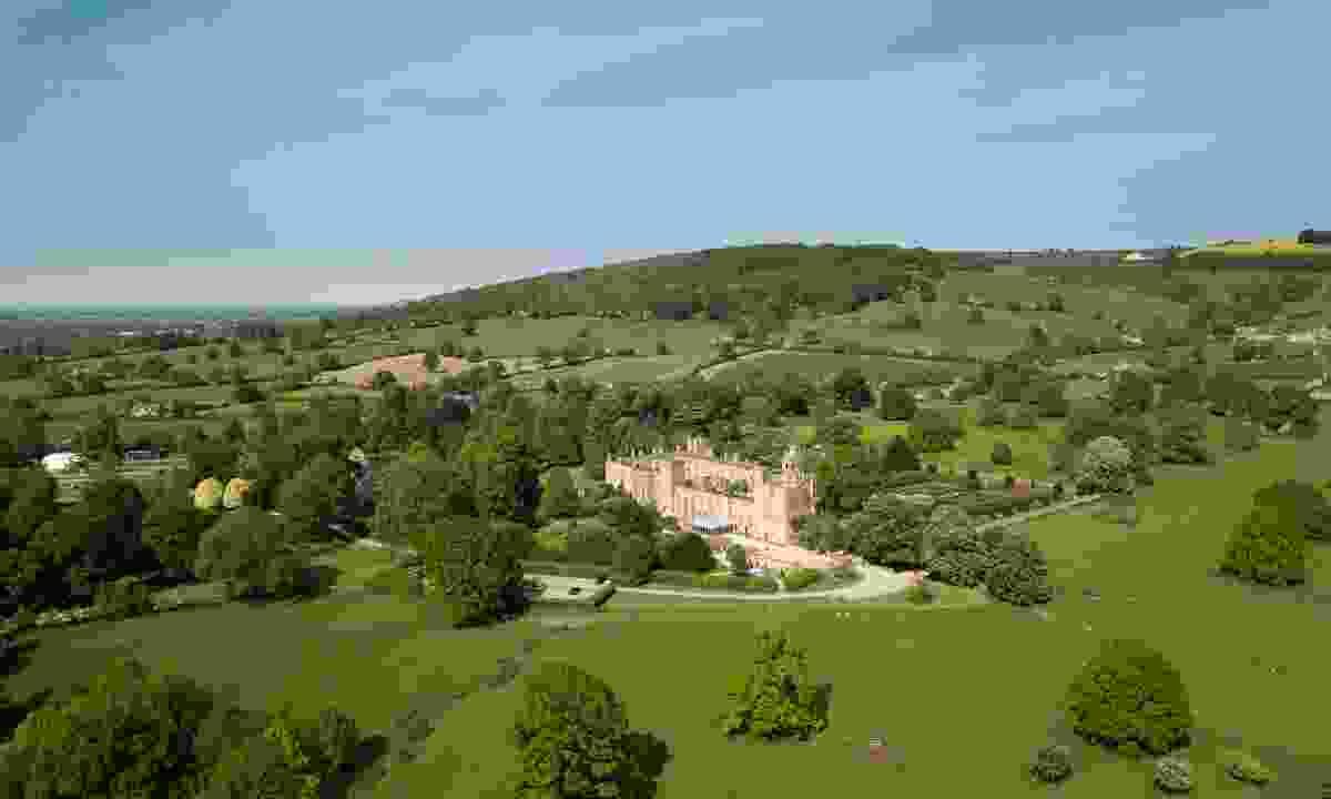 View of Sudeley Castle in Winchcombe (Shutterstock)