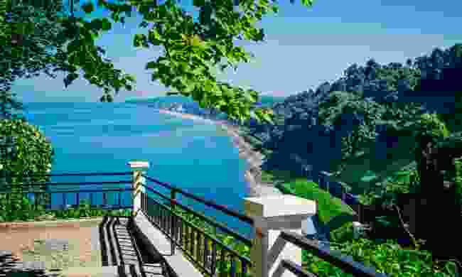 Georgia's Black Sea coast (Shutterstock)