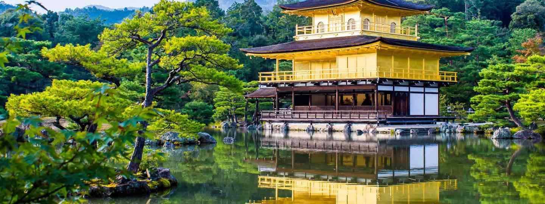 Golden Pavilion, Kyoto (Dreamstime)