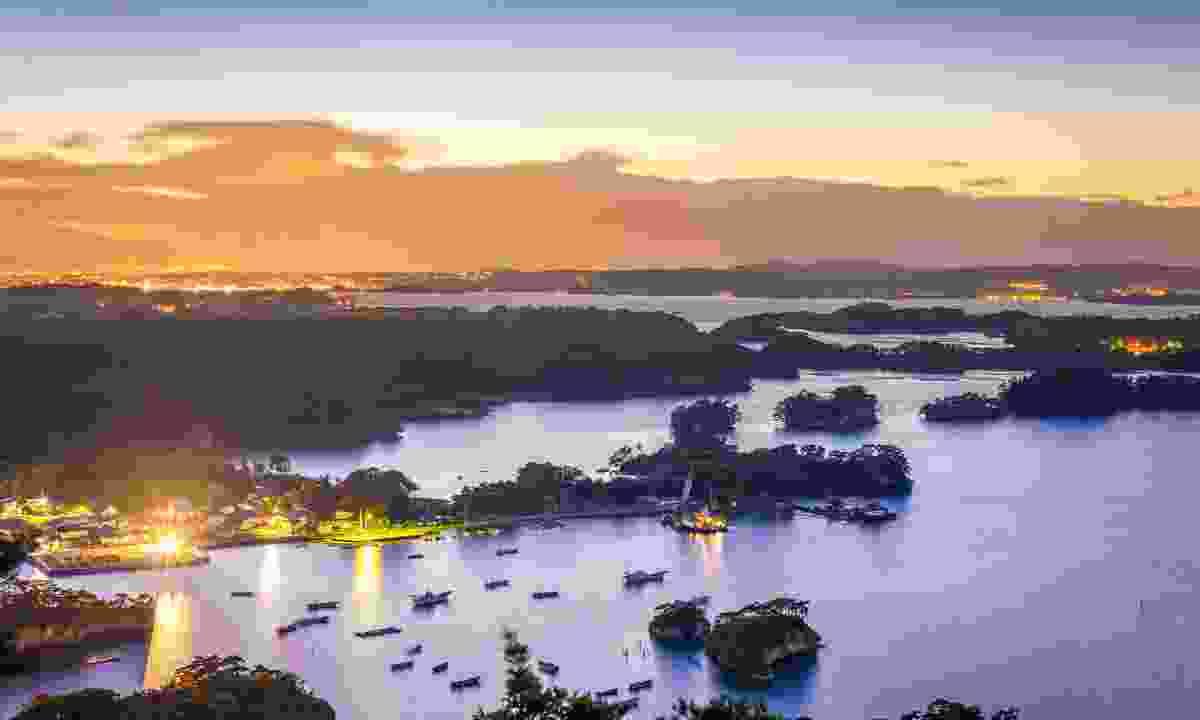 Matsushima Bay, Japan (Dreamstime)