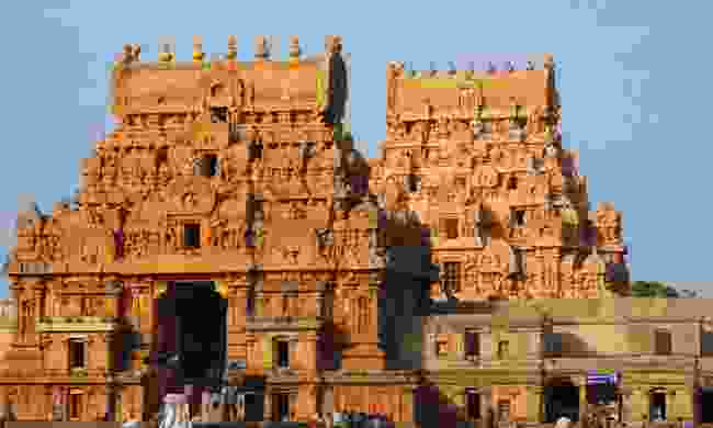 Brihadisvara Temple (Dreamstime)