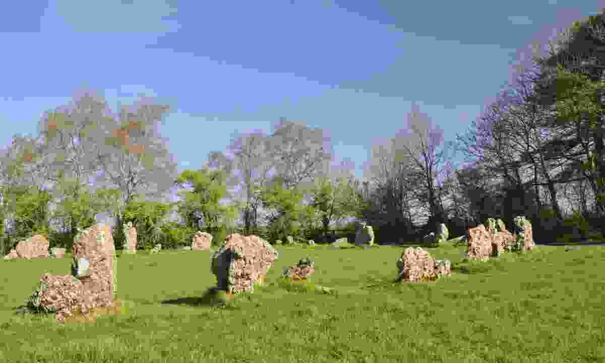 Rollright Stones, Oxfordshire (Dreamstime)