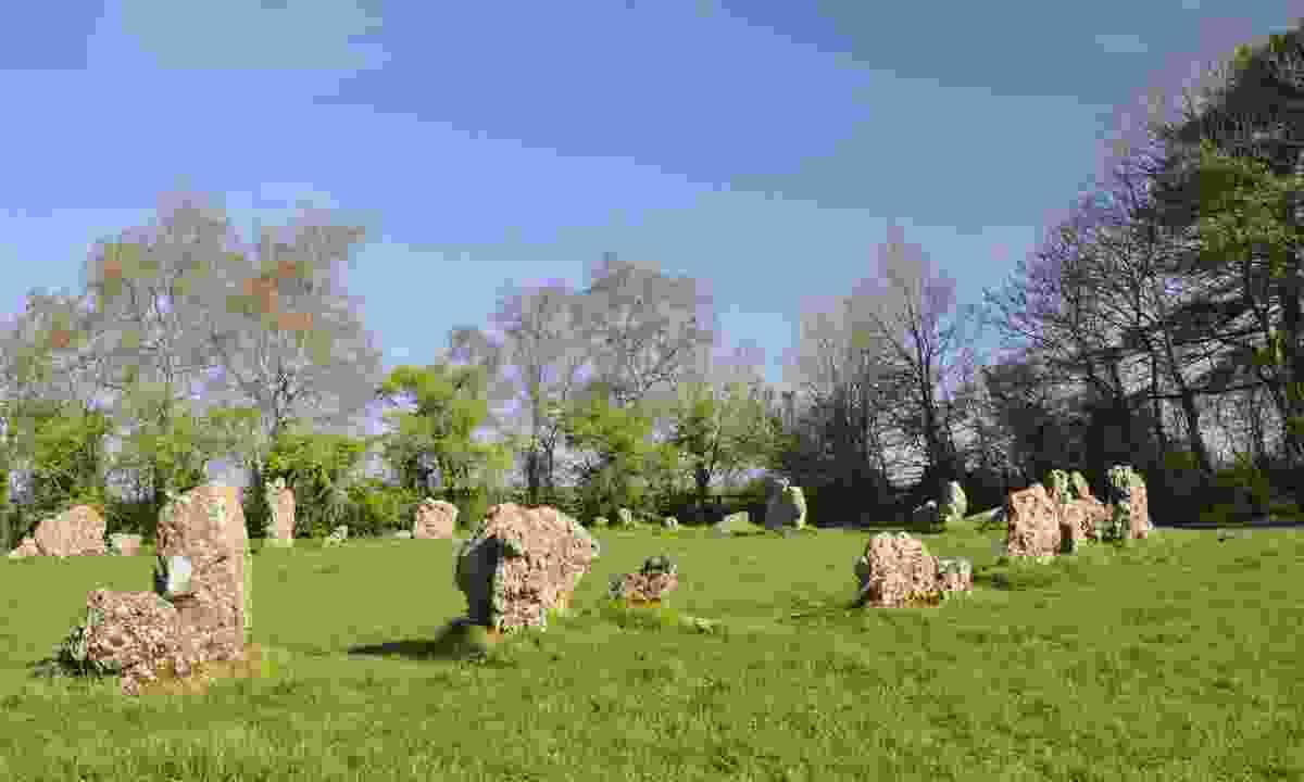 Rollright Stones, Oxfordshire (Dreamstime)