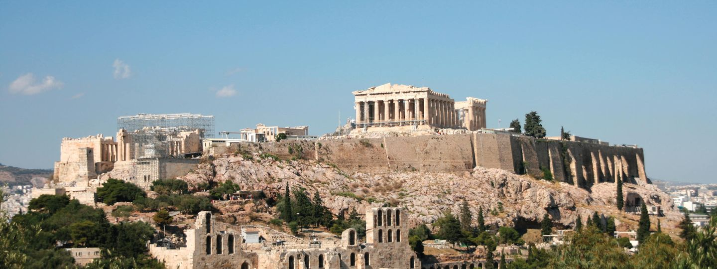 Acropolis of Athens (Dreamstime)
