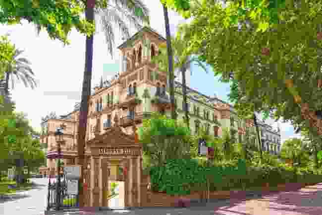 Hotel Alfonso XIII (Shutterstock)