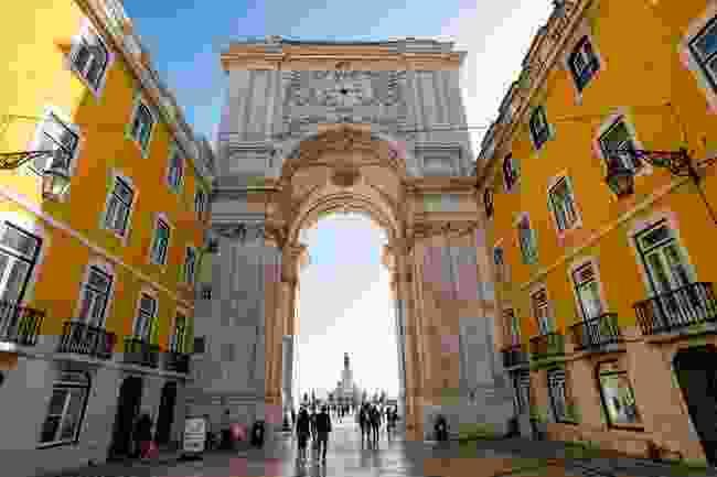 Praça do Comércio, Lisbon (Shutterstock)