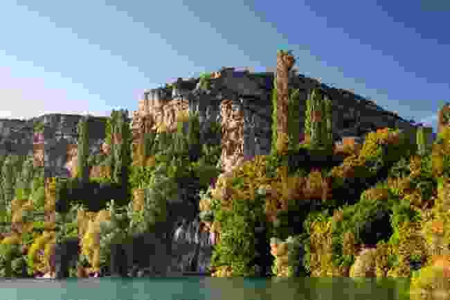 Roski waterfall, Krka National Park, Croatia (Dreamstime)