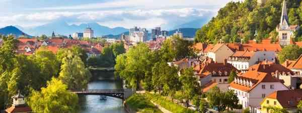 Ljubljana, Slovenia (Dreamstime)