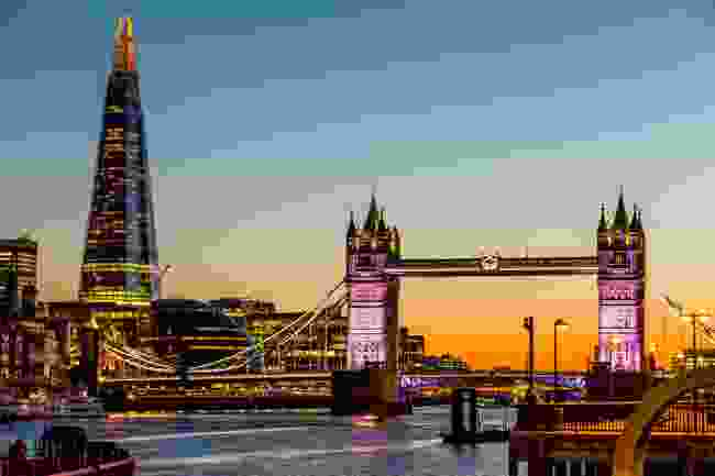 The Shard is one of many locations where a dress code may be enforced (Shutterstock)