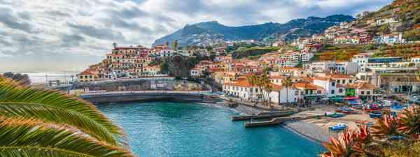 Camara de Lobos, panoramic view, Madeira (Shutterstock)