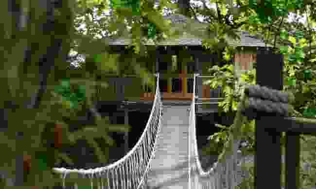 Bensfield Treehouse, Sussex (Bensfield Treehouse)