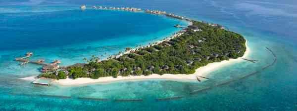Rediscover Maldives... the sunny side of life