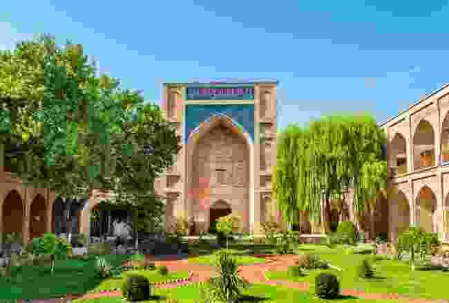 Kukeldash Madrasah, Tashkent (Shutterstock)