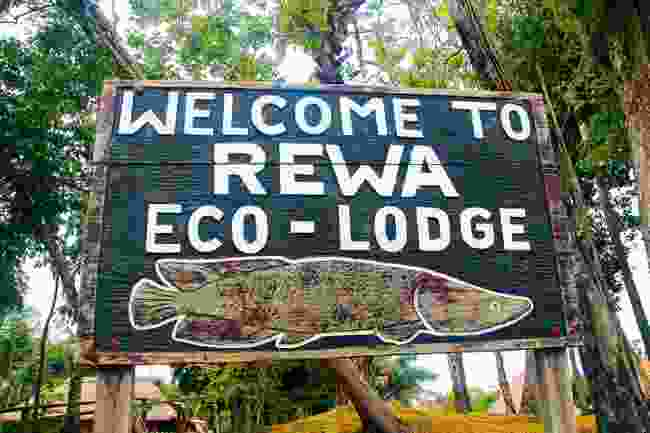 Rewa Lodge: The perfect example of positive community-based tourism (Simon Chubb)