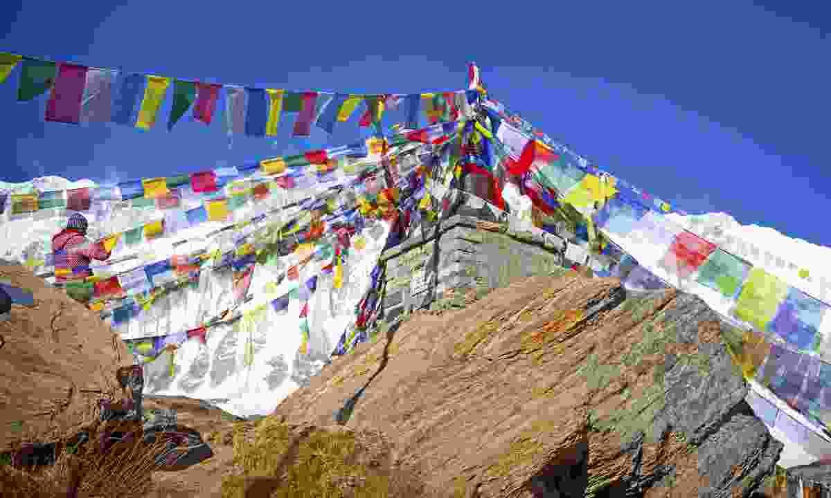 Annapurna Circuit (Shutterstock)