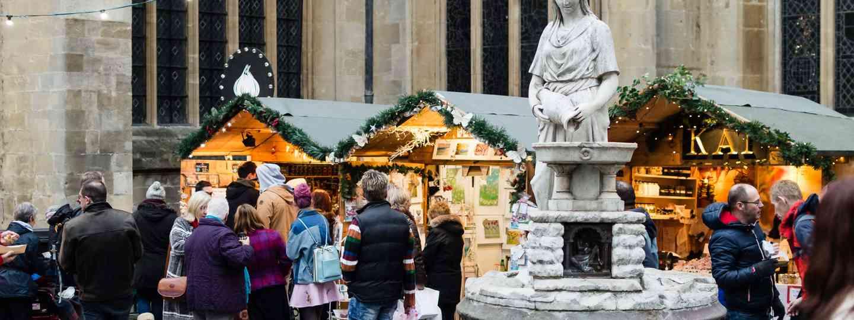 Bath Christmas market (Shutterstock)