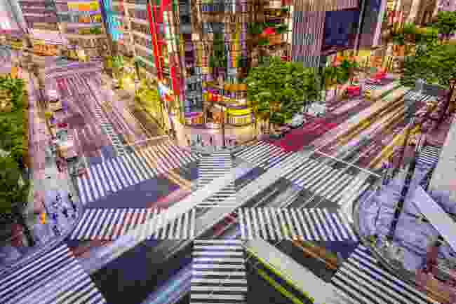 Explore Ginza (Shutterstock)