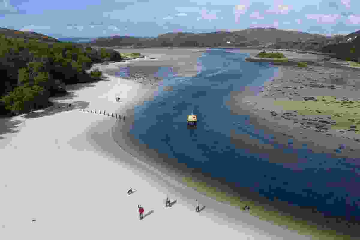 The Silver Sands of Morar (Shutterstock)