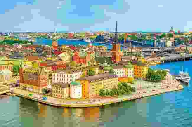 Stockholm's islands (Shutterstock)