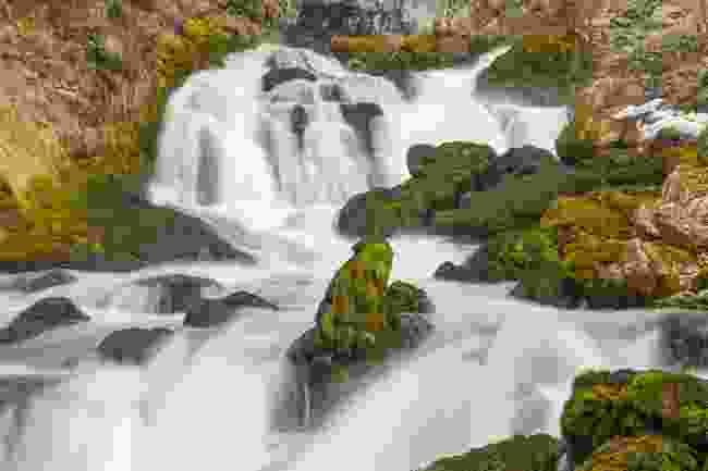 Tara Canyon waterfall, Durmitor National Park, Montenegro (Shutterstock)