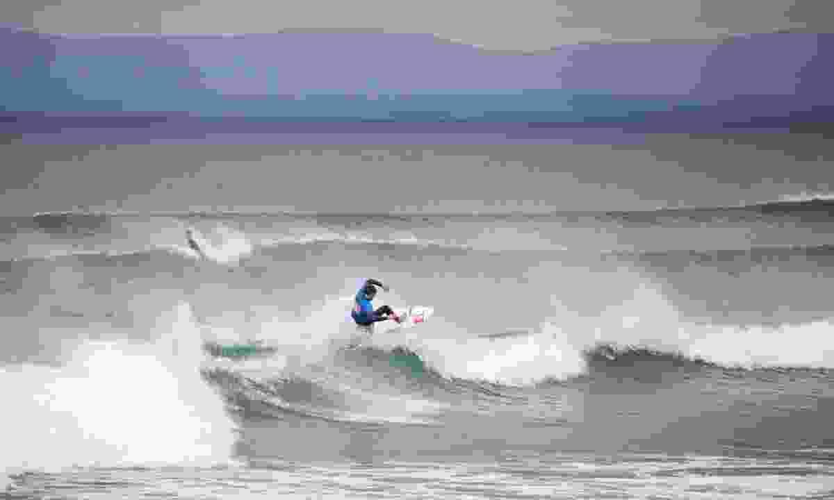 Surfing in Bundoran (Shutterstock.com)