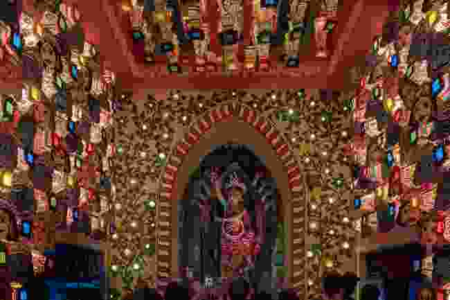 Durga Puja, Kolkata, India (Prabir Mitra)