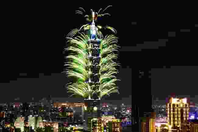 Taipei 101, Taiwan (Jack Hong/Shutterstock)