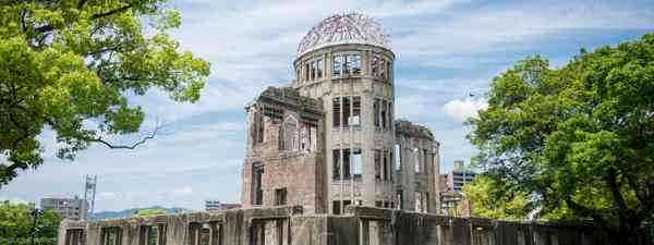 A-Bomb Dome (Shutterstock)