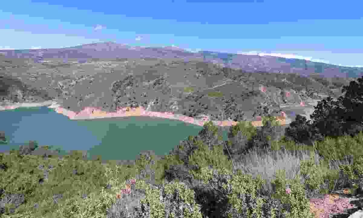 The Alpujarras foothills (Martin Symington)