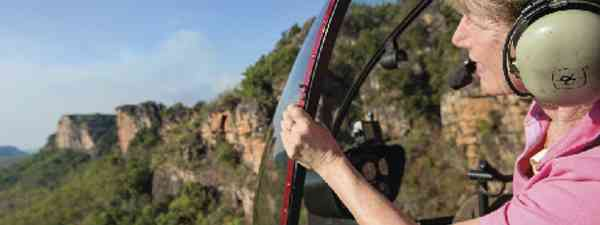 Helicopter Tour, NT
