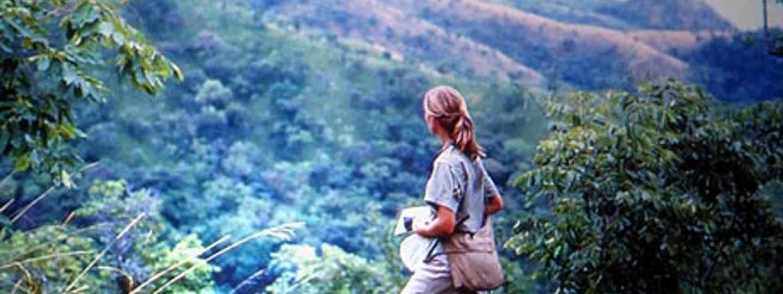 Wander-driven Jane Goodall (Festival della Scienza)