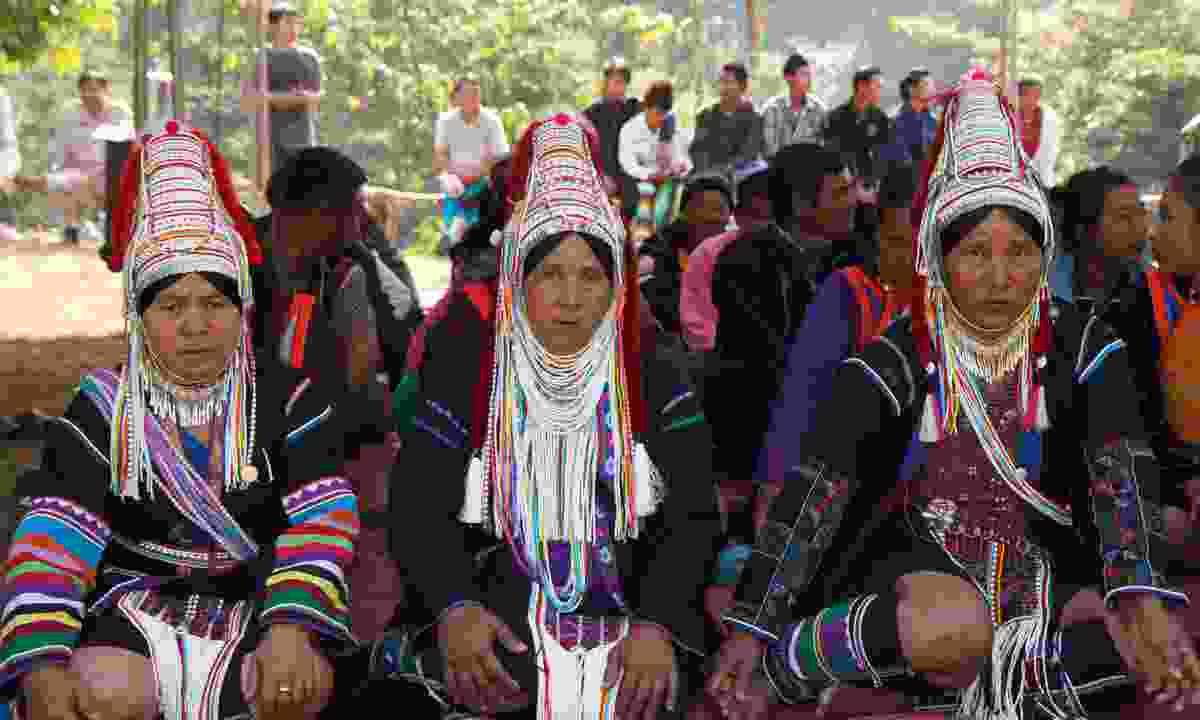 Ban Muang hill tribe (Dreamstime)