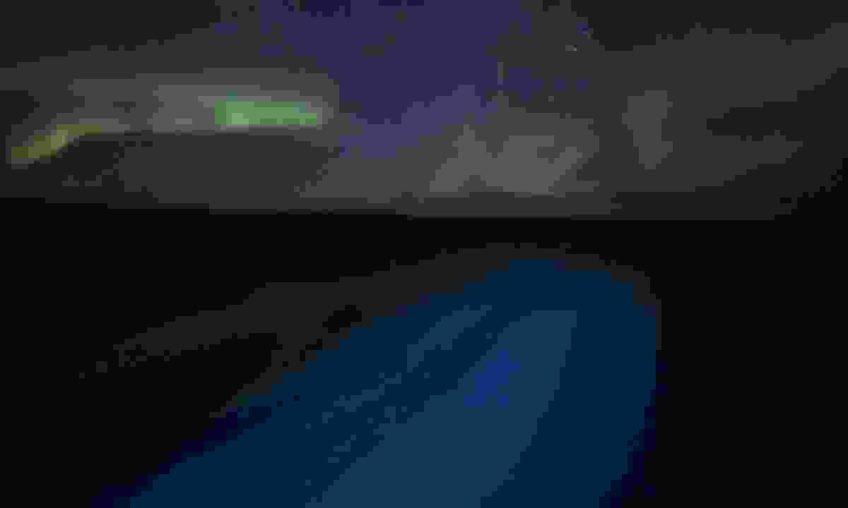 Bioluminescence and aurora (Phoebe Smith)