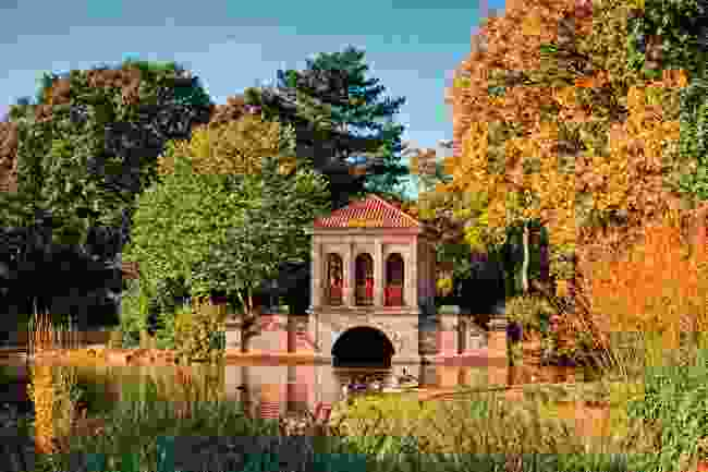 Birkenhead, the UK's Central Park? (Shutterstock)
