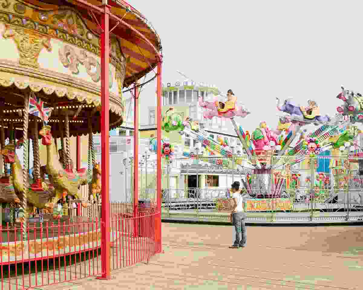 Clarence Pier, Southsea, 2018 (Rob Ball)