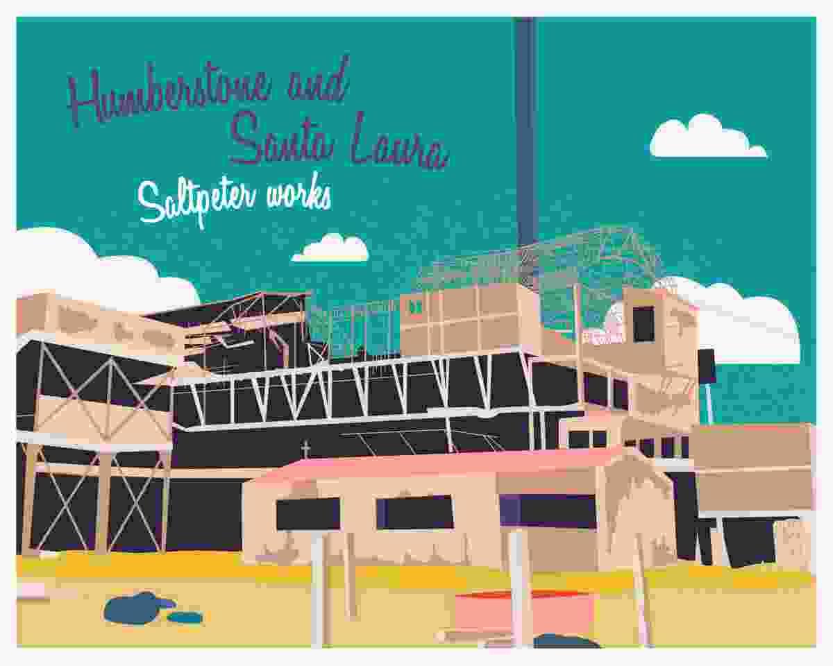 Humberstone and Santa Laura Saltpeter Works, Chile (gocomparetravel.com)