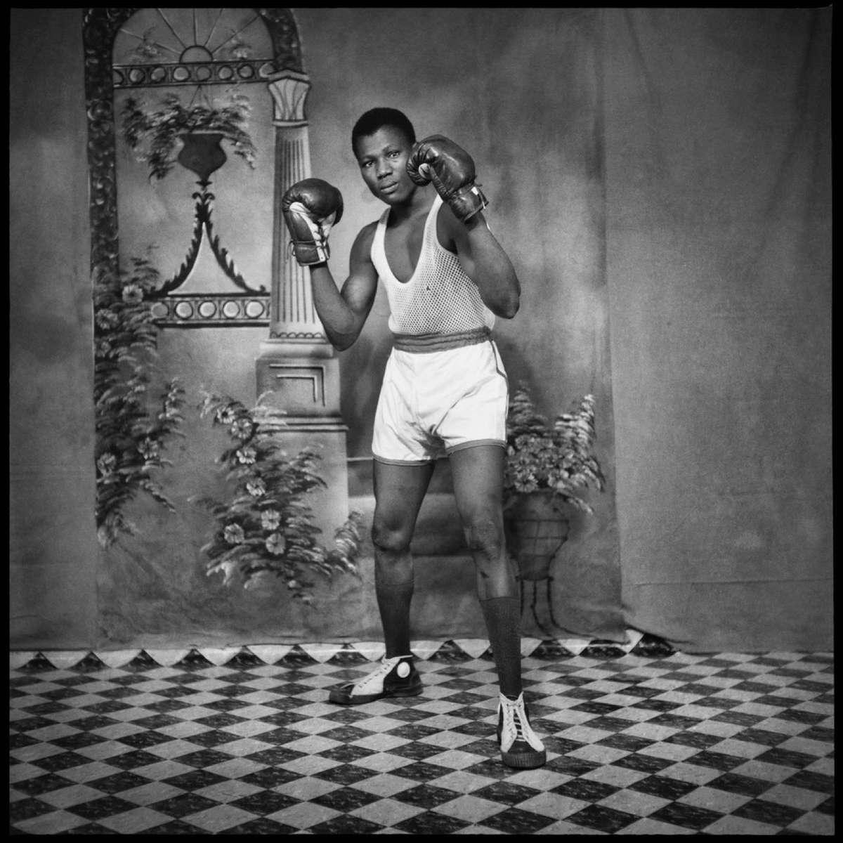 Abou le Boxeur Dafin, 1968 (Sory Sanlé)